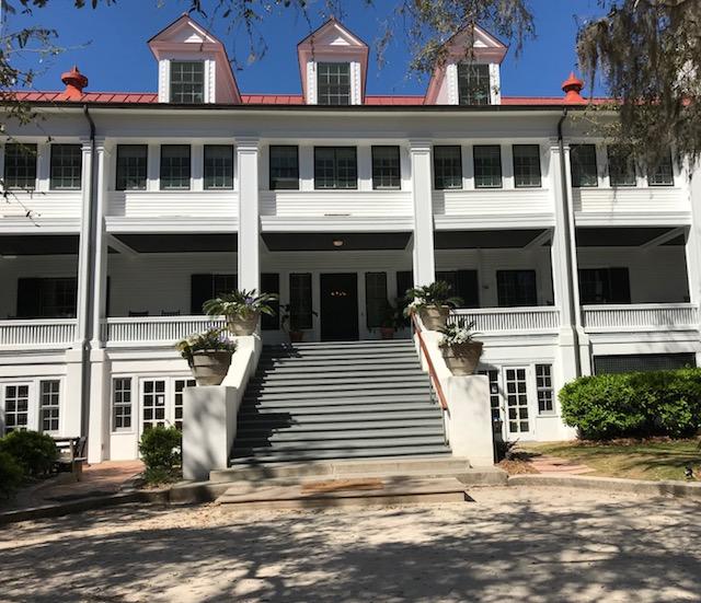 Greyfield Inn, Cumberland Island, Ga.