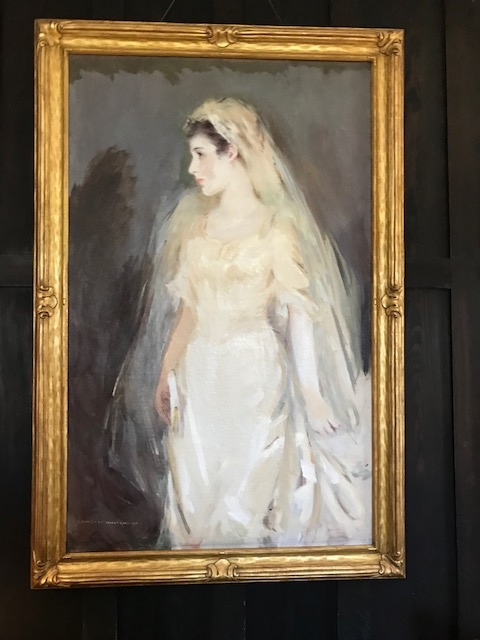 Margaret Carnegie Ricketson, Greyfield Inn