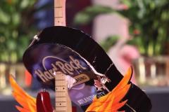 """Guitar-Smashing,"" Hard Rock Hotel & Casino, Atlantic City"
