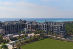 The Henderson Resort, Aerial