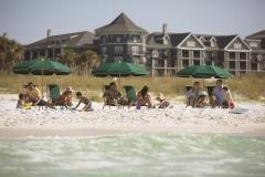 The Henderson Resort, Beach Sets