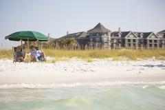 The Henderson Resort, Couple on Beach
