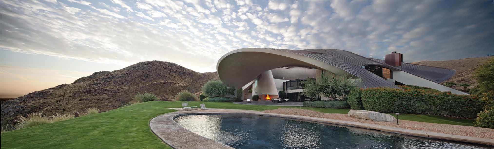Hollywood Modern, Bob Hope House