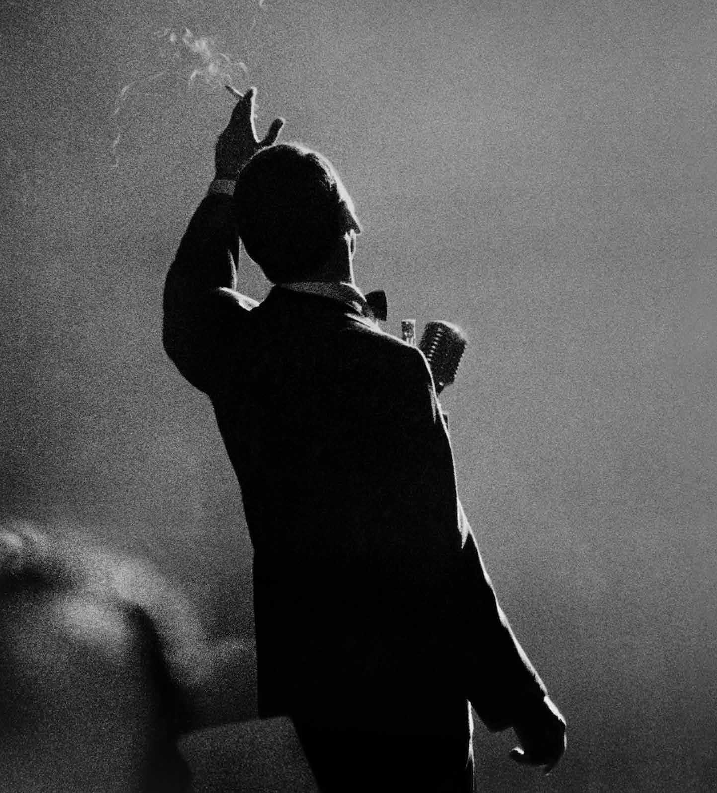 Hollywood Modern, Frank Sinatra