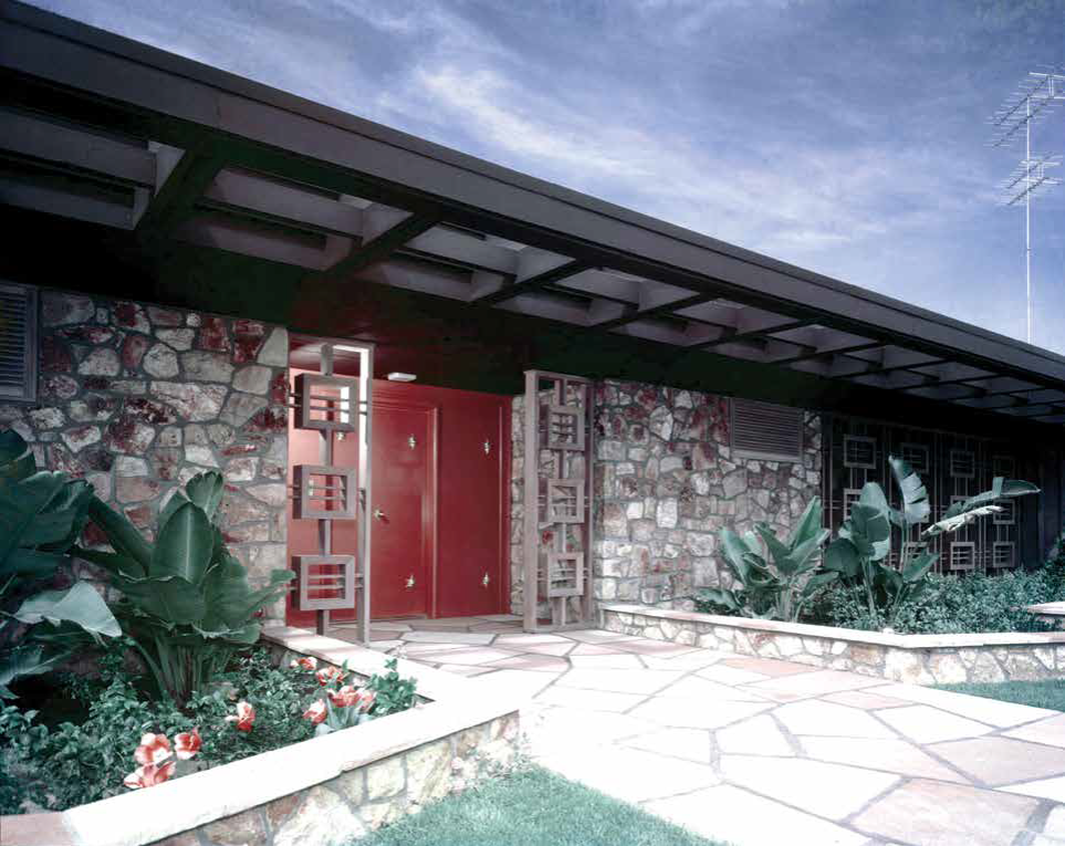 Hollywood Modern, Lucille Ball and Desi Arnaz House