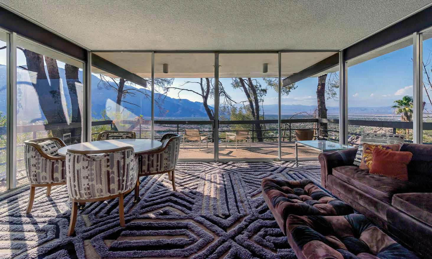 Hollywood Modern, Steve McQueen House