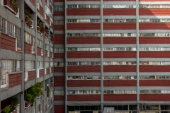 Apartment building, Mexico City, Mexico 2015