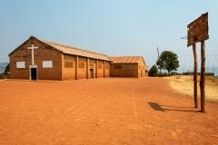 Church playground, Kinihira, Rwanda 2013
