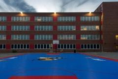 Primary school in Southeast, Washington, D.C.; 2018
