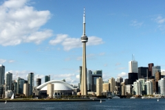 Toronto Skyline by Prayitno