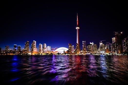 Toronto Cityscape, Amarpreet Laur