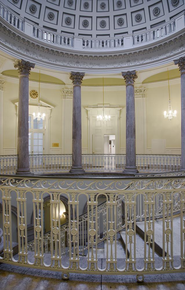 Interior Landmarks, City Hall