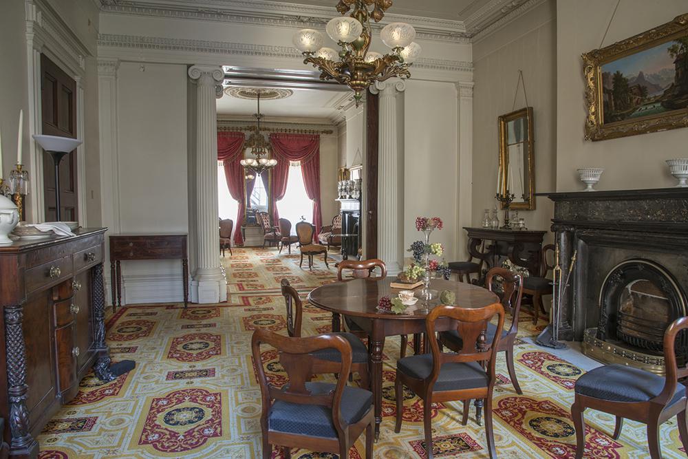 Interior Landmarks, Old Merchants House