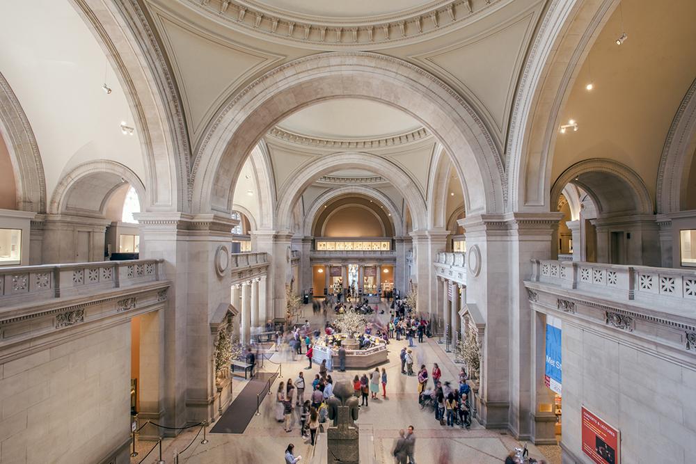 Interior Landmarks, The Metropolitan Museum