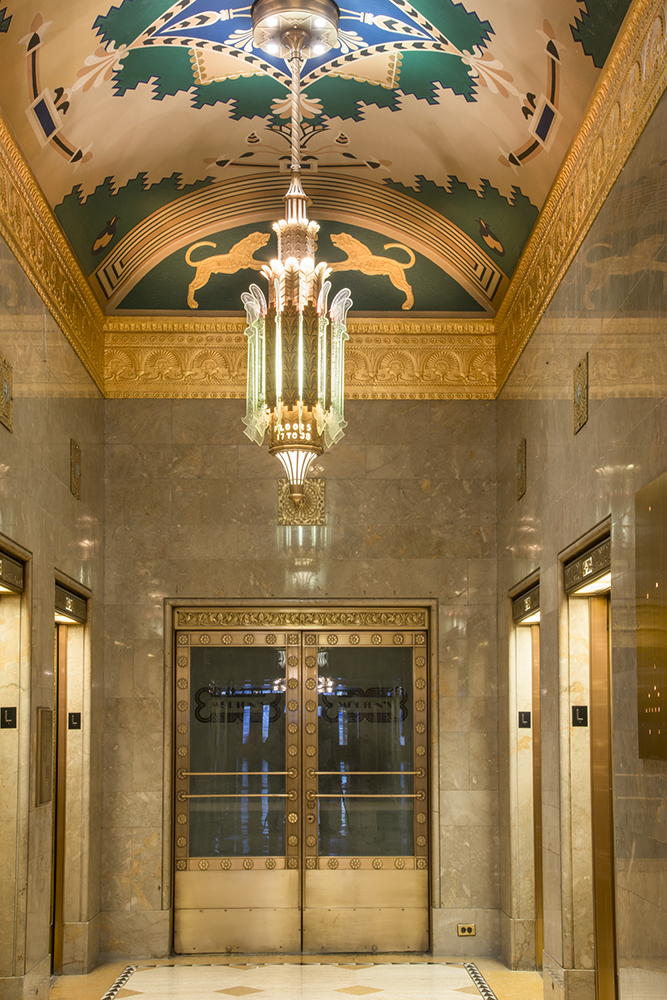 Interior Landmarks, Fred F. French Building