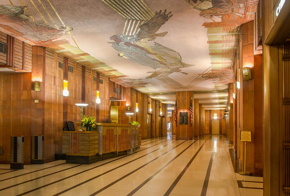 Interior Landmarks, ATT Long Distance