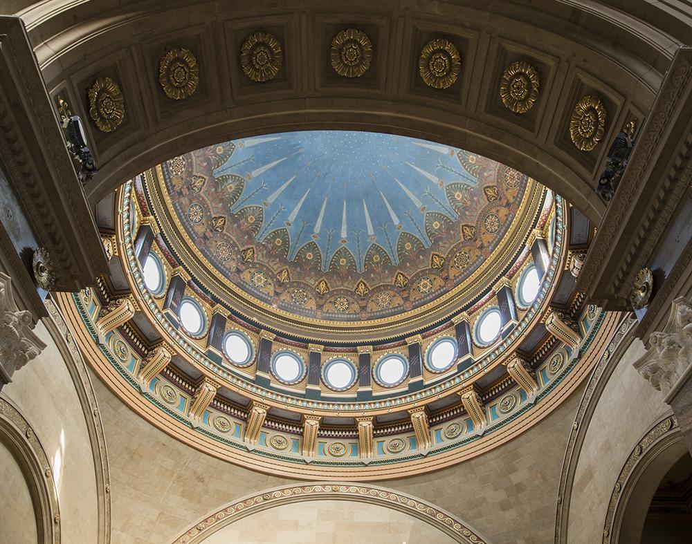 Interior Landmarks, Williamsburg Bank
