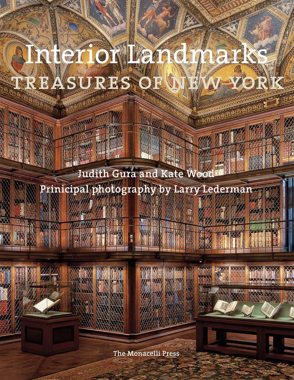 Interior Landmarks, Cover