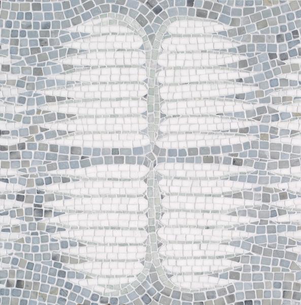 Wings Stone Mosaic