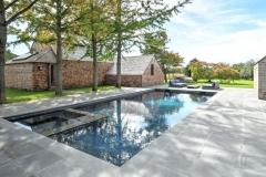 Norman Jaffe Studio, Pool, Martin Architects