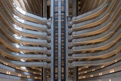 Atlanta, John Portman; Iwan Baan Studio