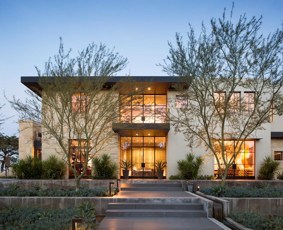 Monte Sereno compound, Ken Linsteadt Architects