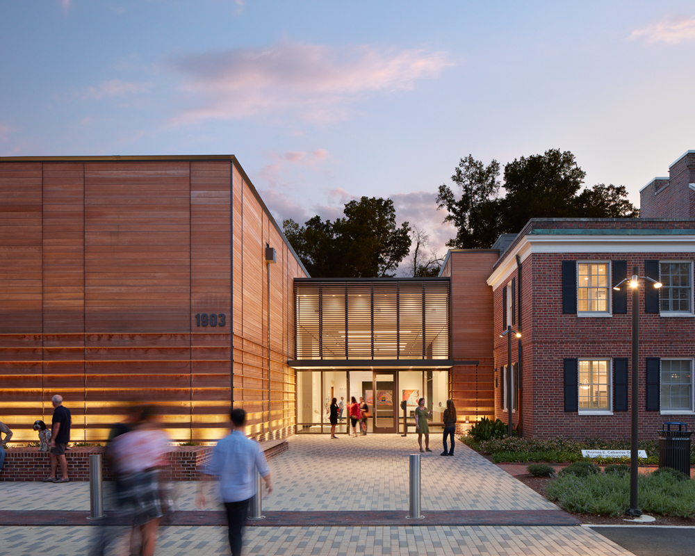 N.C. State Gregg Museum of Art and Design; Photo Credit Mark Herboth Photography