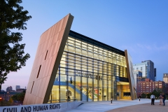 National Center for Civil and Human Rights; Photo Credit Mark Herboth Photography