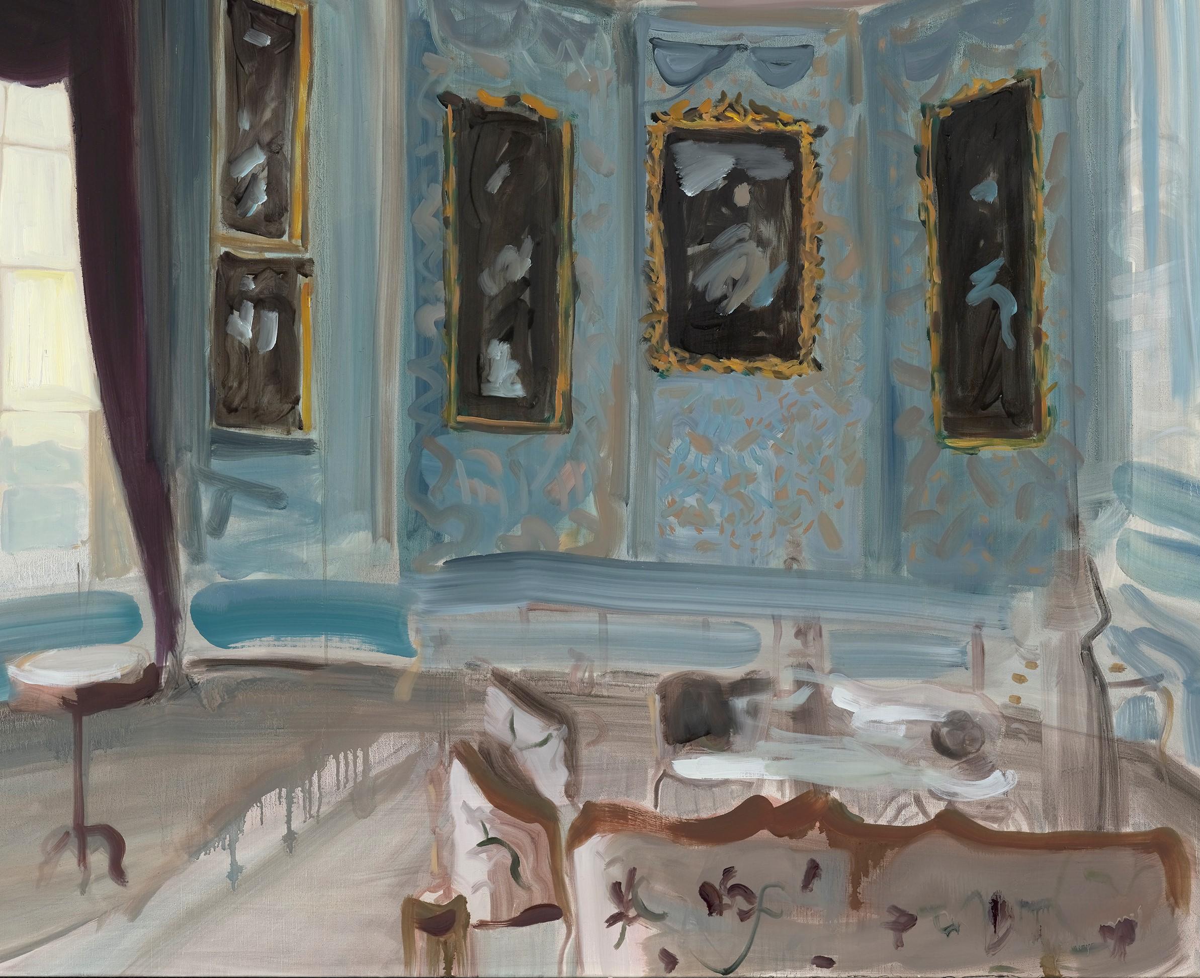 Portrait Hall, Kimberly Brooks