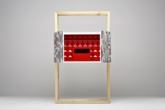 KINU console, by Paolo Bandiello at ART