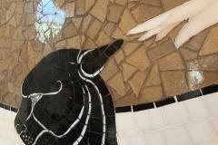 La Panthère Mosaic, New Ravenna