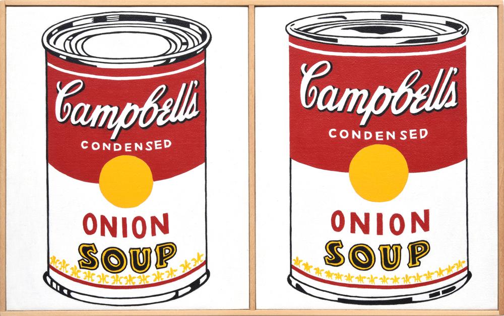 Onion Soup, Richard, Pettibone, Los Angeles Modern Auctions (LAMA)