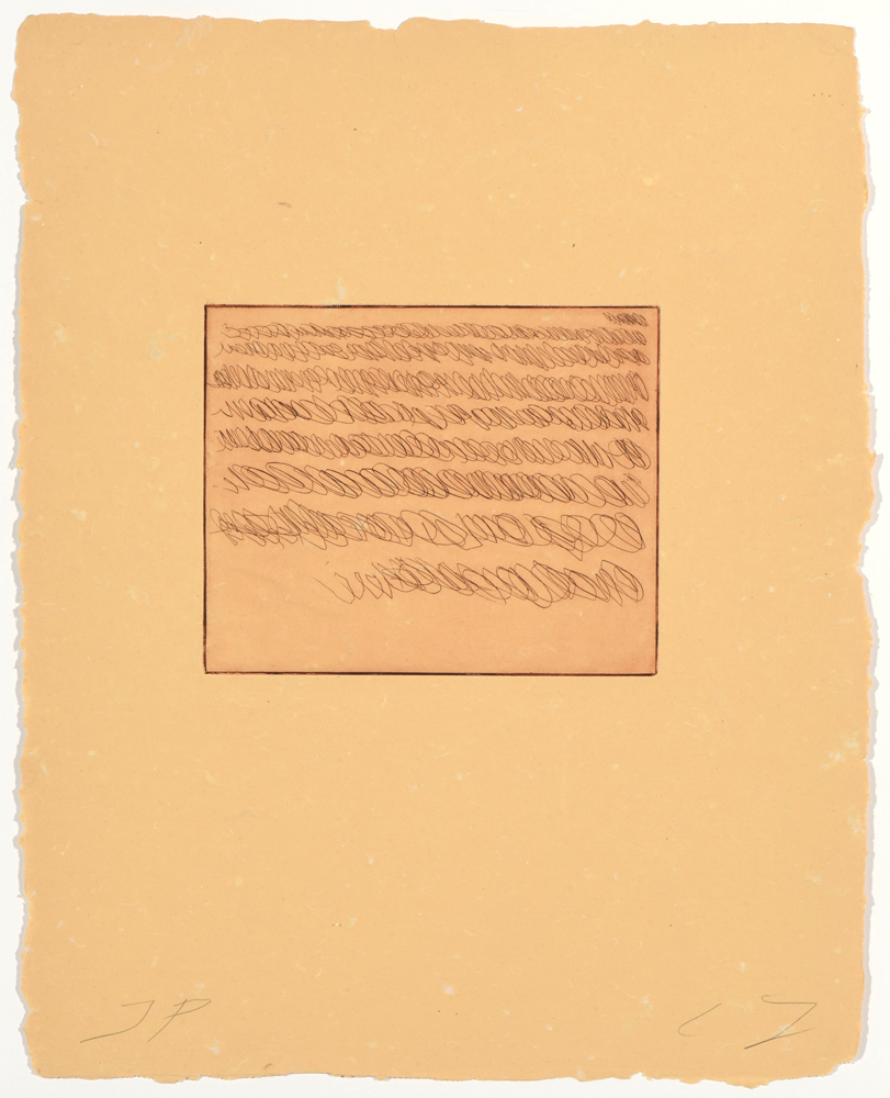 Note, Cy Twombly, Los Angeles Modern Auctions (LAMA)