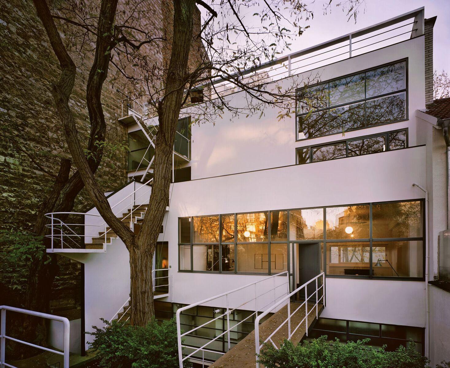 Le Corbusier, Maison atelier planeix