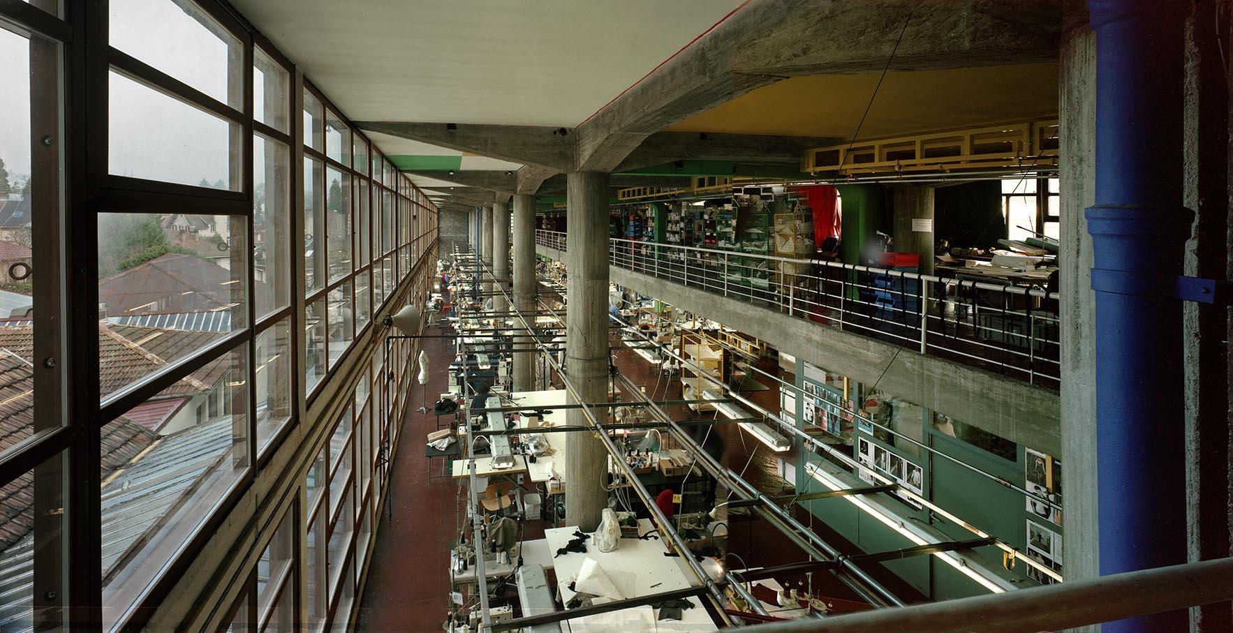 Le Corbusier, Duval