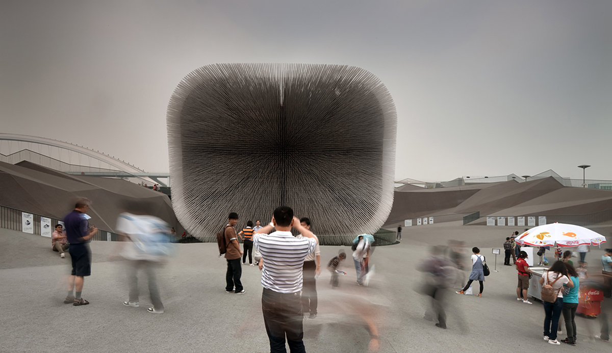 Heatherwick Studio | U.K. Pavilion | Shanghai World Expo, China