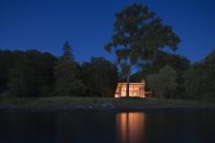 Bohlin Cywinski Jackson I Combs Point Residence | Finger Lakes, N.Y.