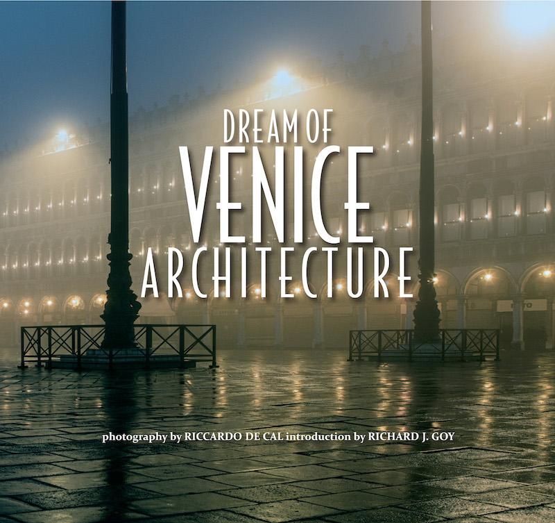 Cover, Dream of Venice: Architecture