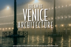 Cover, Dream of Venice: Architecture