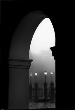 Chartres St. Gate, (c) Louis Sahuc