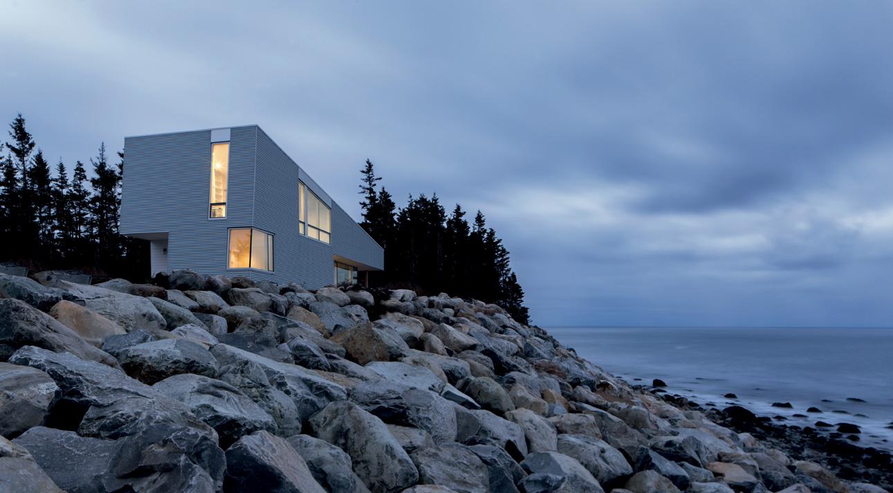 de Vries House, Liverpool, Nova Scotia; Photograph: William Green