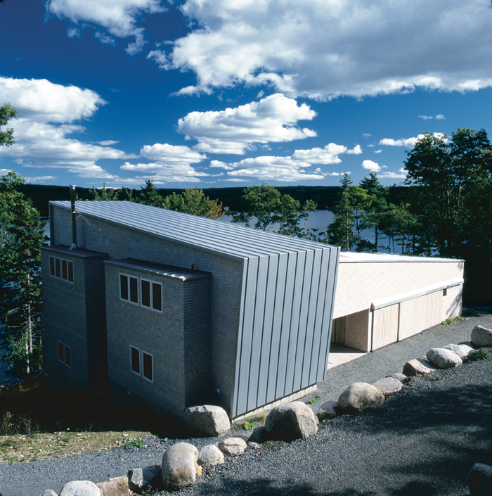 House on the Nova Scotia Coast #12; Photograph: James Steeves