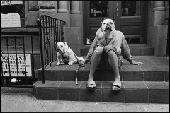 New York City, USA. 2000. Elliott Erwitt, Magnum Photos