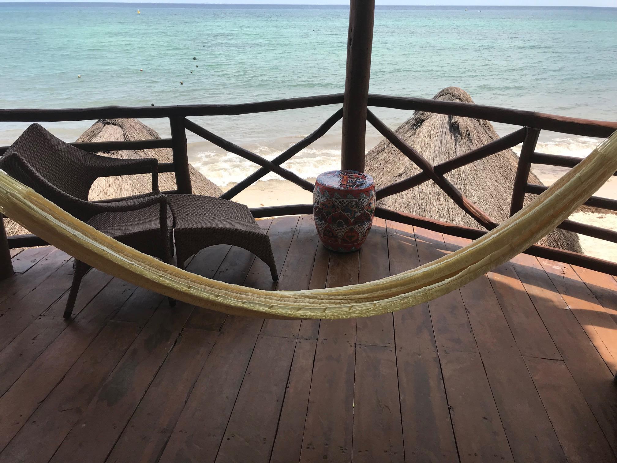 Hammock, Gallery, Ocean View, Mahekal Resort, Mexico