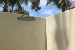 Outdoor Shower, Mahekal Resort, Mexico