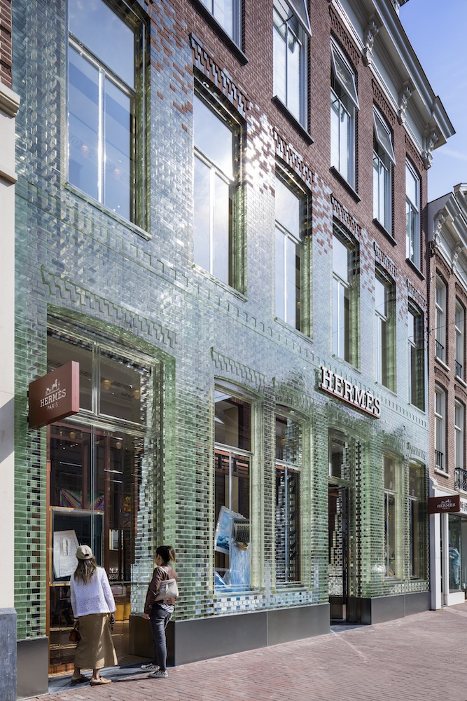 MVRDV, Crystal Houses, P.C. Hooftstraat, Amsterdam � 2019