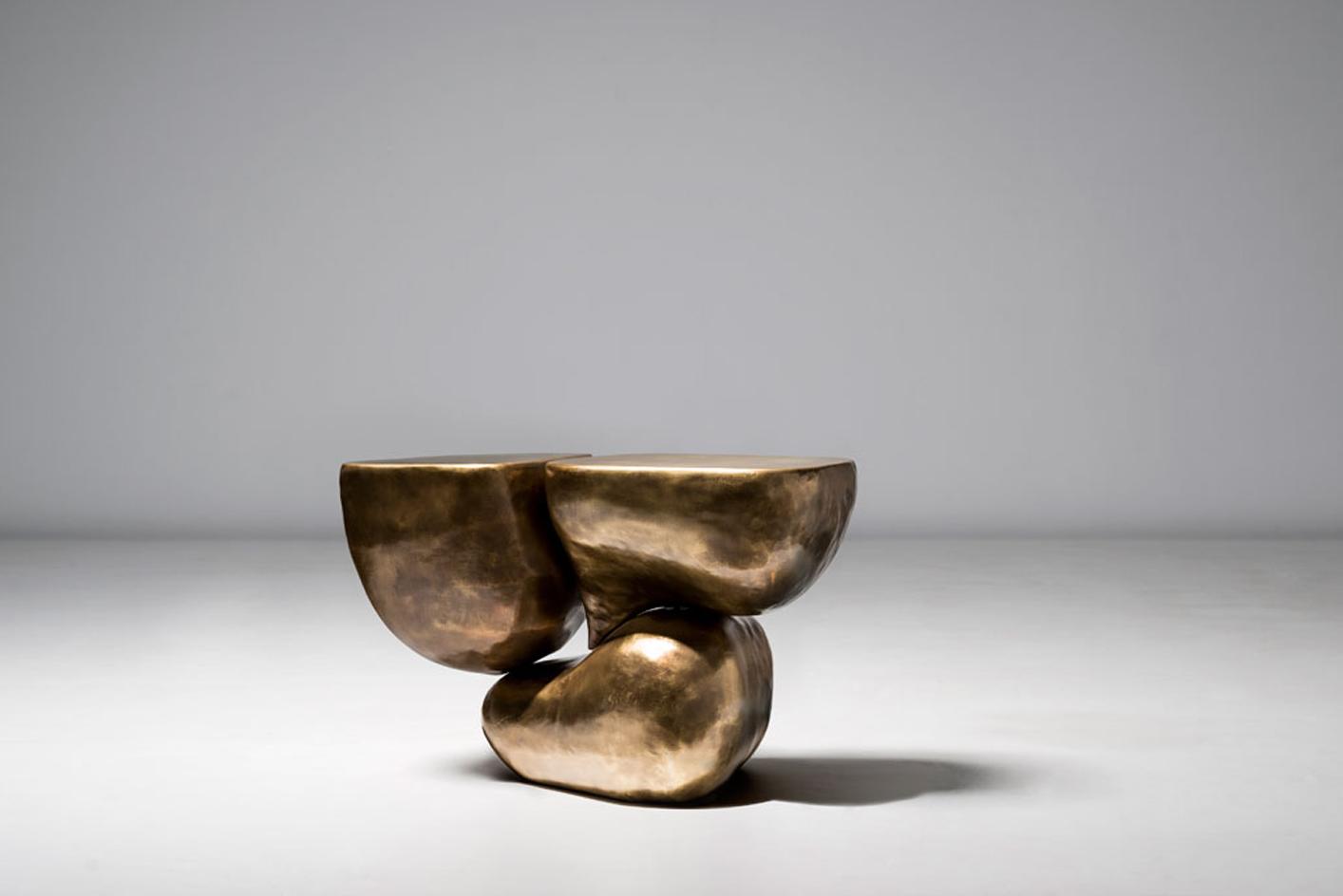 Mauro Mori, Tres Table Les Ateliers Courbet