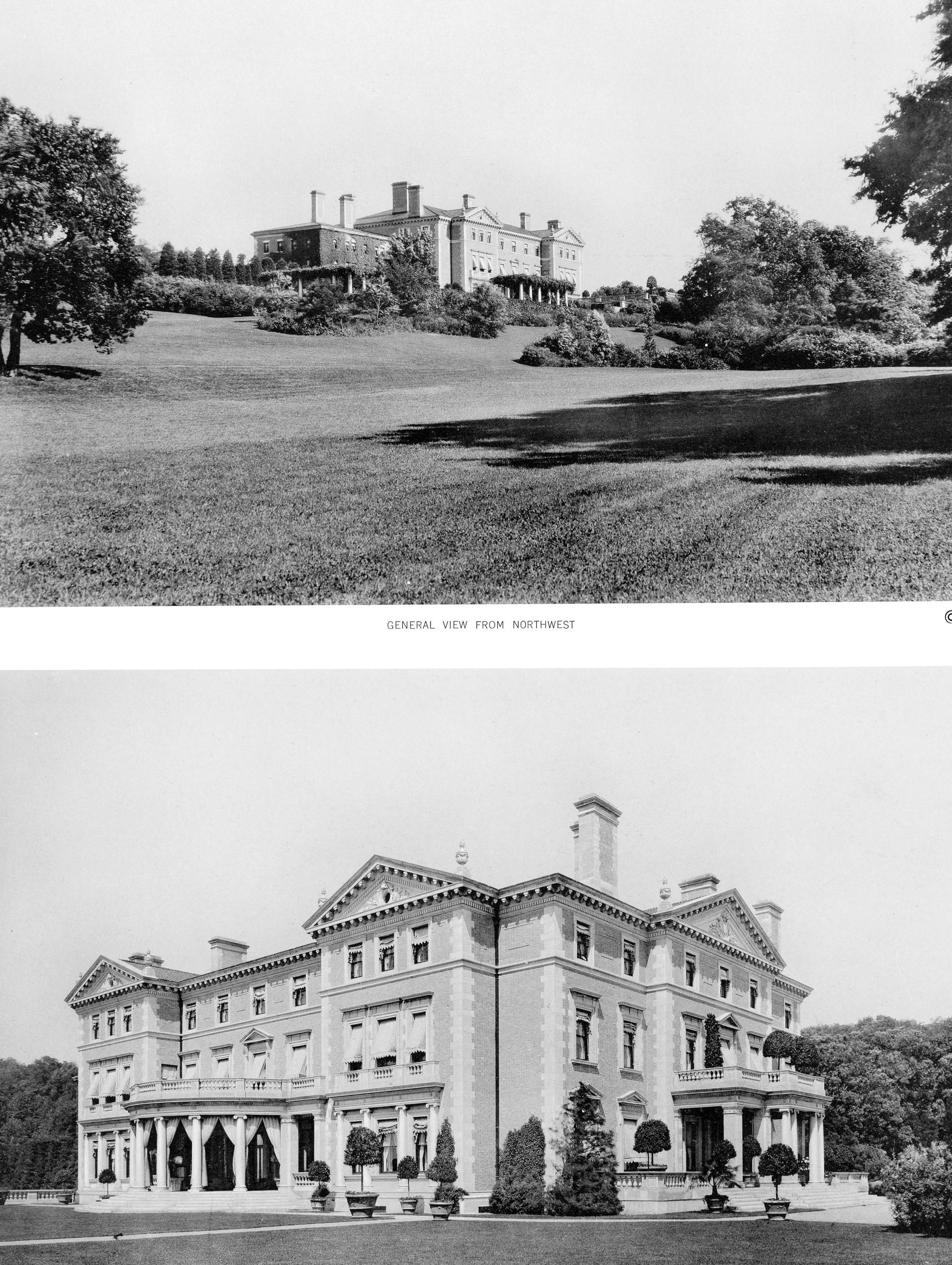 McKim, Mead & White, Shepard Residence