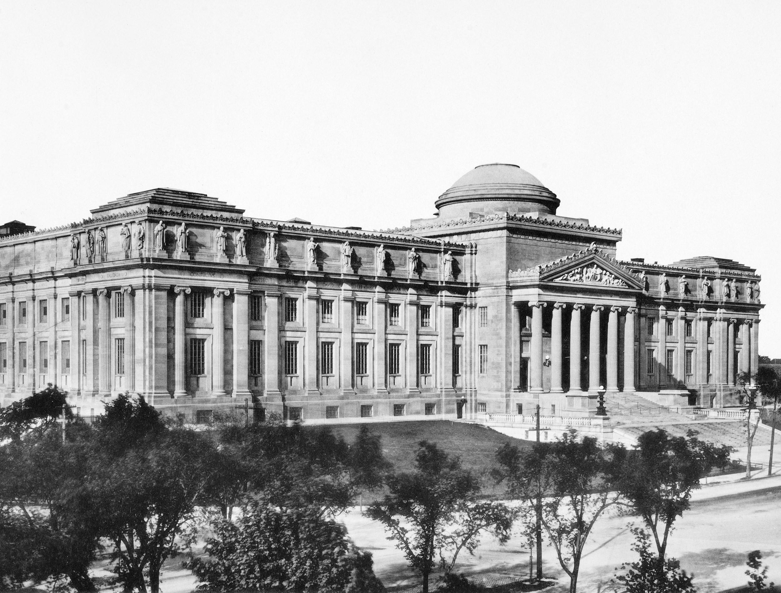 McKim, Mead & White, Brooklyn Institute