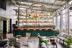 Rooftop Bar, Gansevoort Meatpacking NYC
